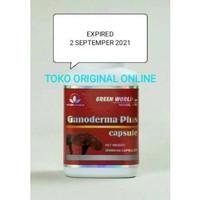 Jual Ganoderma Plus Green World/Obat Kanker/Obat Tumor Berkualitas