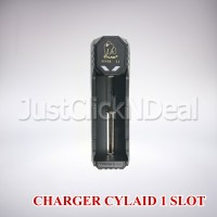Charger 18650 Cylaid I1 1Slot Authentic Original Oten