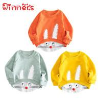 (PROMO) winners Baby Kids Boys Girl Cotton Rabbit Sweatshirt Long