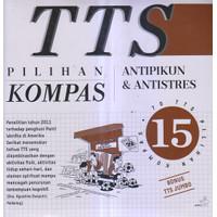 TTS Pilihan Kompas Jilid 15 + Sisipan TTS Jumbo