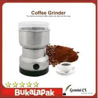 Alat Penggiling Kopi Electric Coffee Grinder 150W