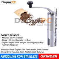 Coffee Grinder Alat Penggiling Kopi Stainless Steel
