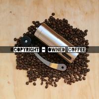 Manual Coffee Grinder - Penggiling Kopi Manual - Compact