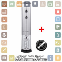 Xiaomi Mijia Circle Joy Automatic Wine Bottle Opener P`2L9YHZ- Silver