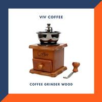 Grinder Kopi - Manual Coffee Grinder - Penggiling Biji Kopi