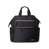 Skip Hop Mainframe Backpack Changing Bag Black