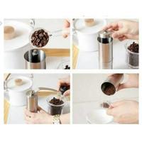 Gilingan Kopi Manual Penggiling Portable Coffee Grinder Aceh Gayo Star