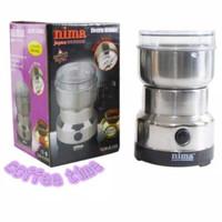 Nima Coffee Grinder PENGGILING KOPI ELECTRIC Gilingan Kopi