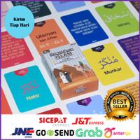 Mainan Anak Cowok Flash Card Kartu Edukasi Flashcard Rukun Islam