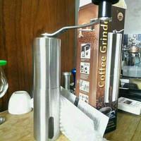 Hand Coffee Grinder Manual Coffee Grinder Penggiling kopi