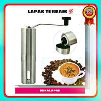 Alat Gilingan Kopi Manual Ceramic Manual Mirip Handy Coffee Grinder
