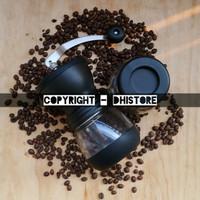 Gater - Coffee Grinder Manual Glass - Penggiling Kopi