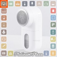 Xiaomi Mijia Fuzz Trimmer Portable Lint Remover Penghil`2S1X81- White