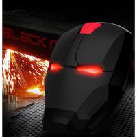TaffWare Mouse Iron Man Wireless Optical 2.4Ghz