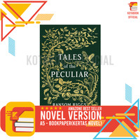 Bookpaper - Tales of the Peculiar (by Ransom Riggs)
