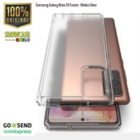 Ringke Samsung Galaxy Note 20 Fusion Matte Clear Military Slim Armor