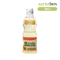 Mazola Sunflower Oil 450 ml (Sayurbox) - BALI