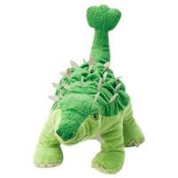 JKÄTTELIK boneka, egg/dinosaur/dinosaur/ankylosaurus uk 37cm
