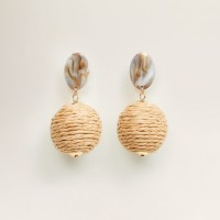 MANGO - EARRINGS RHODE