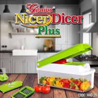 Genius NICER DICER Plus (Pemotong Serbaguna)