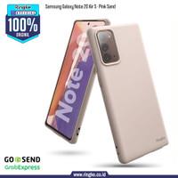 Ringke Samsung Galaxy Note 20 Air S Pink Sand Anti Crack Slim
