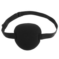 garansi... Concave Eye Patch Groove Washable Eyeshades With A