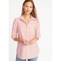 FWD The-Fahrenheit Jessica Old Navy Classic Relaxed Striped Tunic