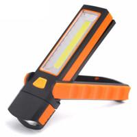 Senter LED Camping Magnetic COB 600 Lumens - CB600 [Oren]