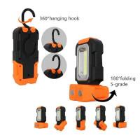 TaffLED Senter Camping LED Gantung + Magnet COB 200 Lumens - CB601