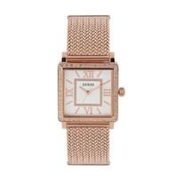 Jam Tangan Wanita Guess GW W0826L3 Rosegold Putih Original