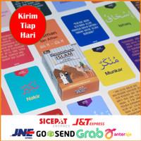 Kartu Edukasi Anak 6 Tahun Flash Card Mainan Flashcard Agama Islam