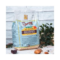 RS-168 Bob s Red Mill Organic Old Fashioned Rolled Oat - 907g