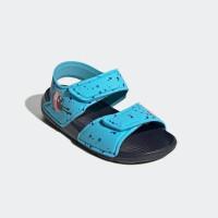 sendal anak adidas altaswim blue original bnwt