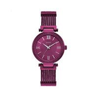 Jam Tangan Wanita Guess GW W0638L6 Purple Ungu Original