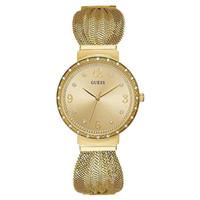 Jam Tangan Wanita Guess GW W1083L2 Gold Emas Original