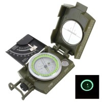 ROBESBON Kompas Militer dengan Clinometer - ZH118