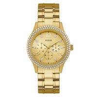 Jam Tangan Wanita Guess GW W1097L2 Gold Emas Original