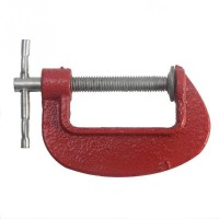 C CLAMP 3 inch Penjepit Kayu Clamp Woodworking Carpentry catok kayu