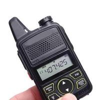 Radio HT Handy talkie / Walkie Talkie Single Band 1W 20CH UHF - BF-T1