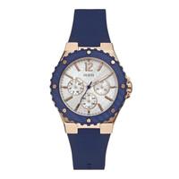 Jam Tangan Wanita Guess GW W0149L5 Rosegold Putih Original
