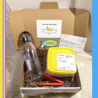 LUNCH TIME BOX IDEA BOX IKEA 365+ Bottle PRUTA Paket hadiah alat