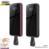 REMAX Tangee Series Wireless Power Bank 10000mAh RPP-105 - BLACK