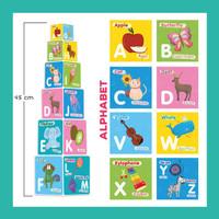 Opredo Mini Tower Blocks: Alphabet