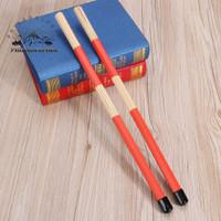 Professional Bamboo Drum Brush Bundle Stick Bamboo Drum Stick