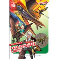 X-Venture Dinosaur - Para Penguasa Langit