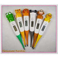 BGM HOME011 Thermometer Character Elastic
