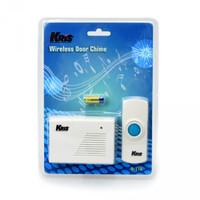 Bel Nirkabel Rumah | Wireless Door Chime | Bel Wireless Baterai