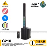 Behringer C210 - Speaker Column Aktif Portable Sound System Wireles