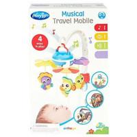 Playgro Musical Travel Mobile mainan box stroller carseat bayi