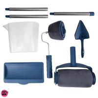 Alloet Kuas Cat Tembok Paint Runner Pro Roller - DY-526 - Blue